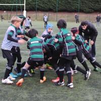 Benjamins Equipes 2 et 3 : tournoi à Suresnes
