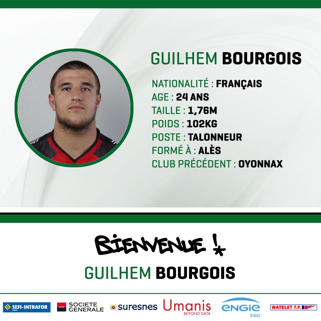 Guilhem Bourgois
