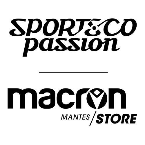 Macron par SportCo Passion